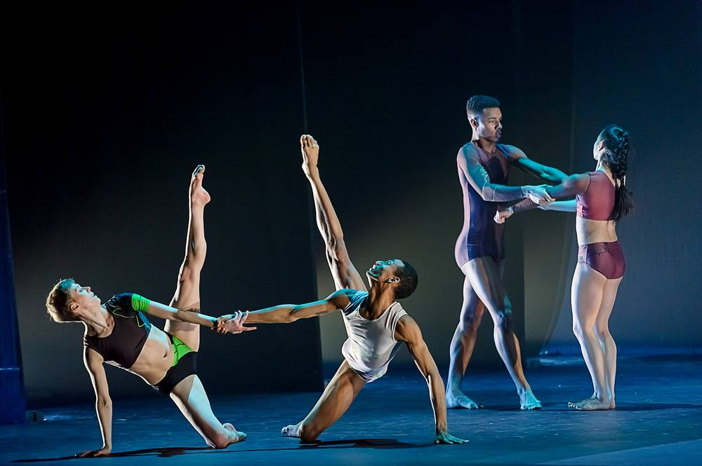 Wayne McGregor | Random Dance: Atomos in Moscow. Courtesy of British Council Russia